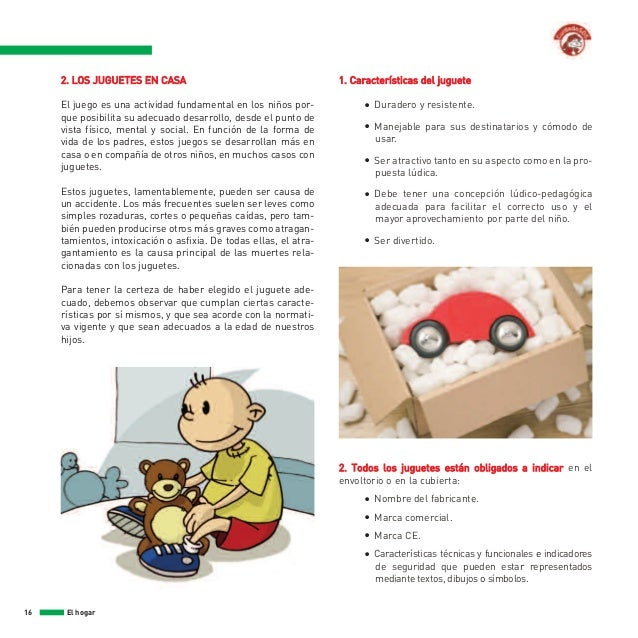 Cuidadosos Educación Para Prevenir Accidentes Manual De La