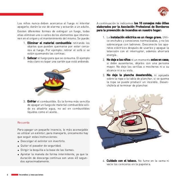 Cuidadosos Educación Para Prevenir Accidentes Manual De La