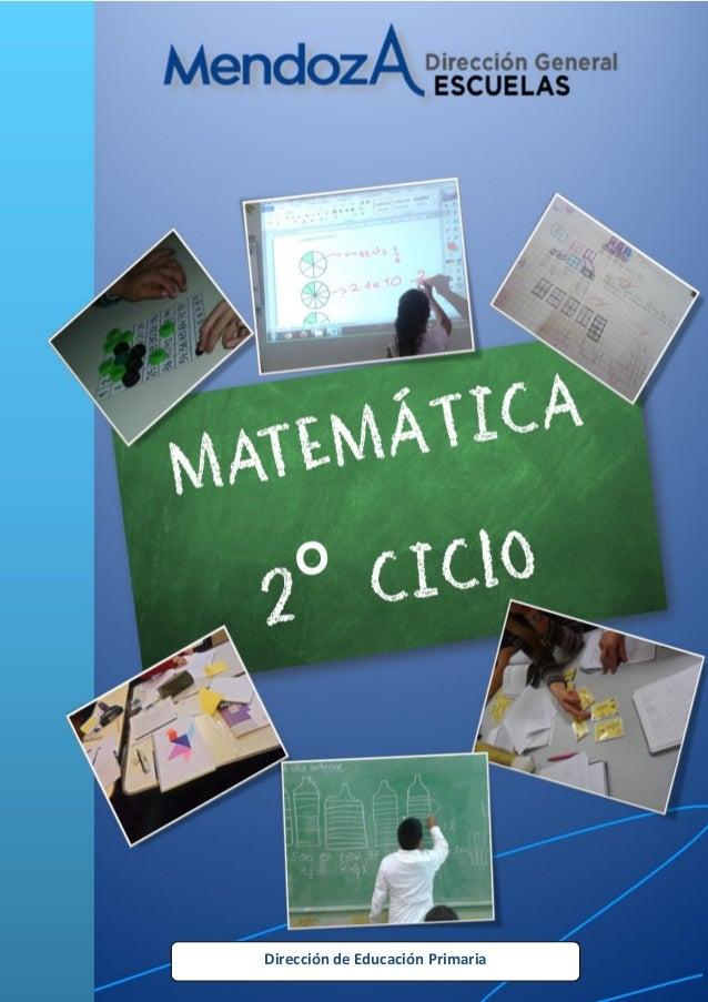DIRECCIÓN DE EDUCACIÓN PRIMARIADirección de Educación Primaria