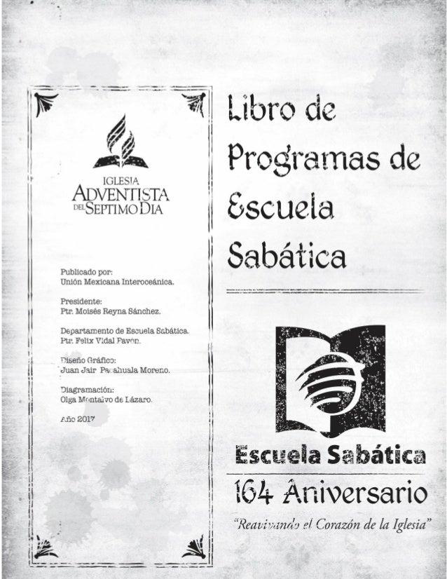 Libro programas-esc-sabatica-2017