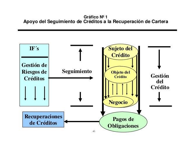 Gráfico Nº 1  Apoyo del Seguimiento de Créditos a la Recuperación de Cartera  Sujeto del Crédito  IF´s Gestión de Riesgos ...
