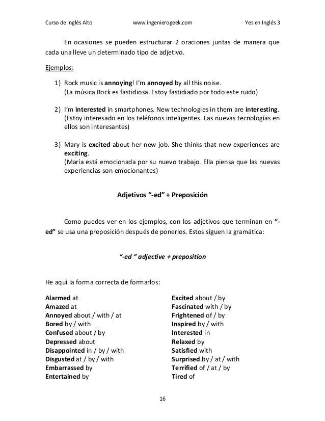 Libro Yes en Ingles 3 PDF Completo