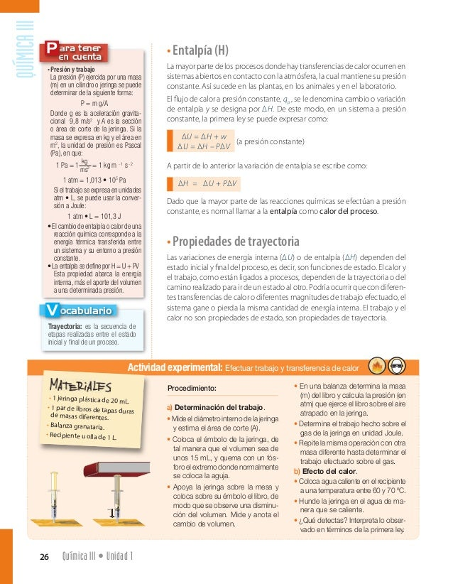 Libro 3° medio química
