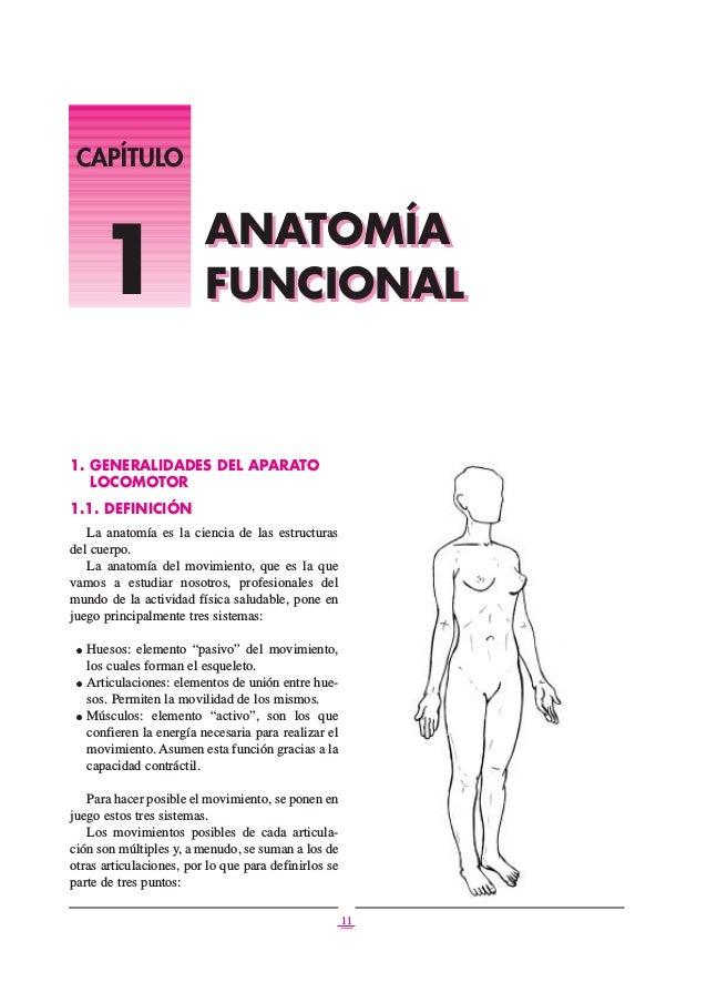 Libro anatomia funcional