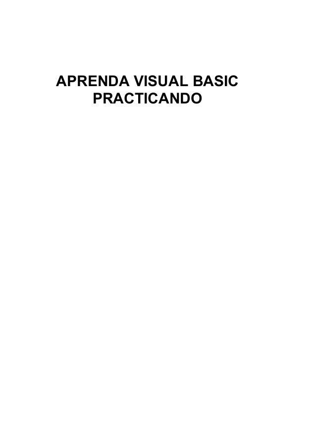 Libro aprenda visual_basic_practicando Slide 2