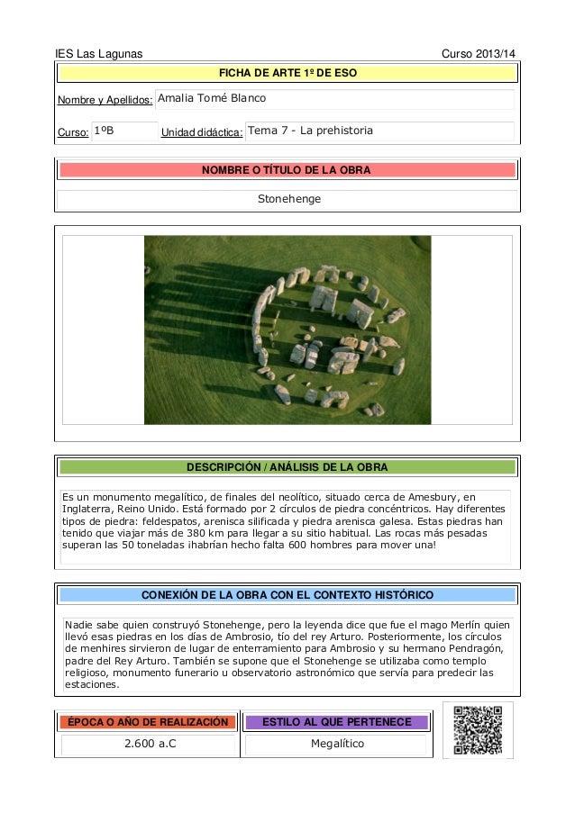2013/14 IES LAS LAGUNAS - Dpto Geografía e Historia LIBRO DE HISTORIA DEL ARTE DE LA E.S.O. TRABAJO COLABORATIVO 2.Arte Me...
