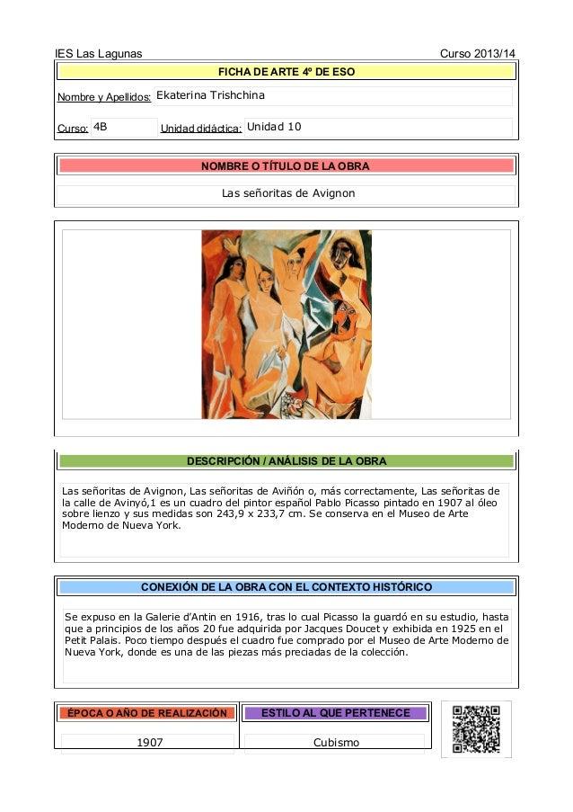 Historia del arte en la ESO