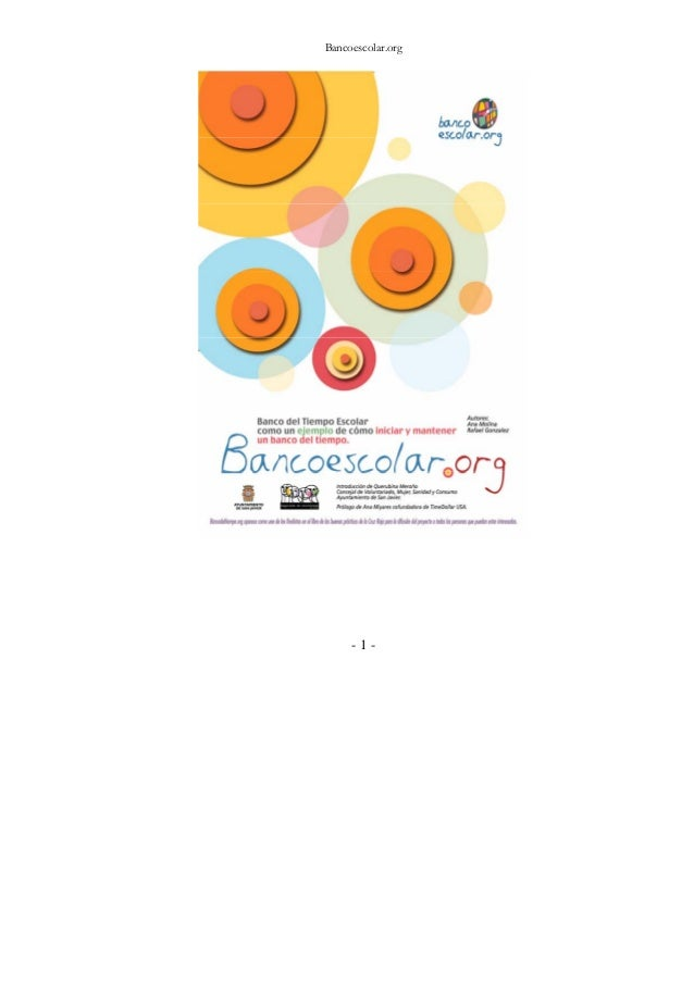 Bancoescolar.org - 1 -