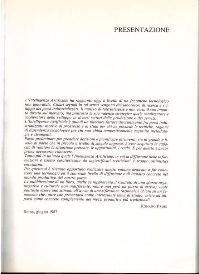 Libro bianco sull'Intelligenza Artificiale in Italia Slide 2