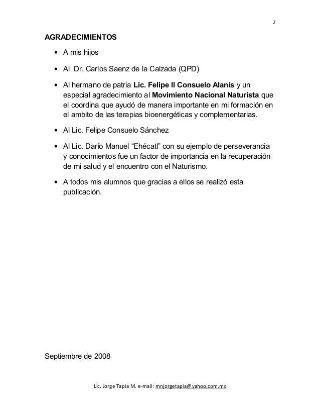 2 AGRADECIMIENTOS • A mis hijos • Al Dr, Carlos Saenz de la Calzada (QPD) • Al hermano de patria Lic. Felipe II Consuelo A...