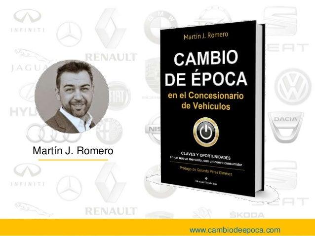 Martín J. Romero www.cambiodeepoca.com