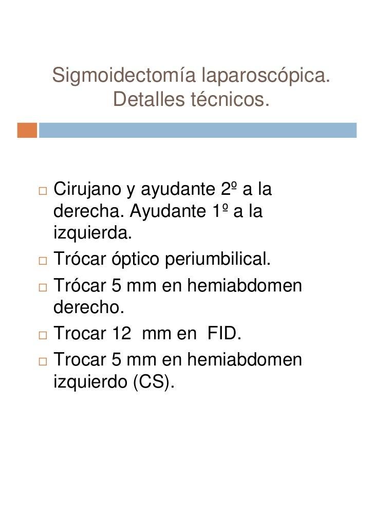 Manual de Cirugía Laparoscopica de colon y recto