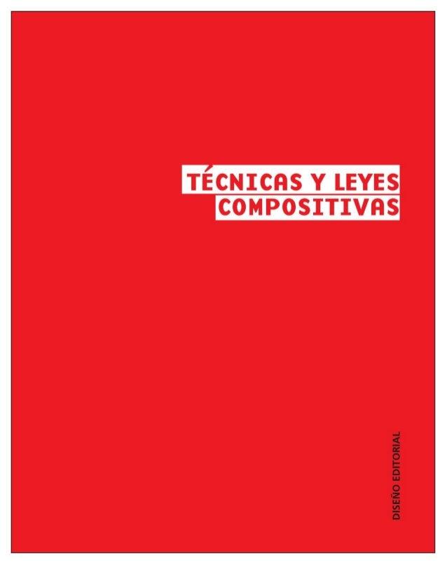 Libro Técnicas y Leyes Compositivas