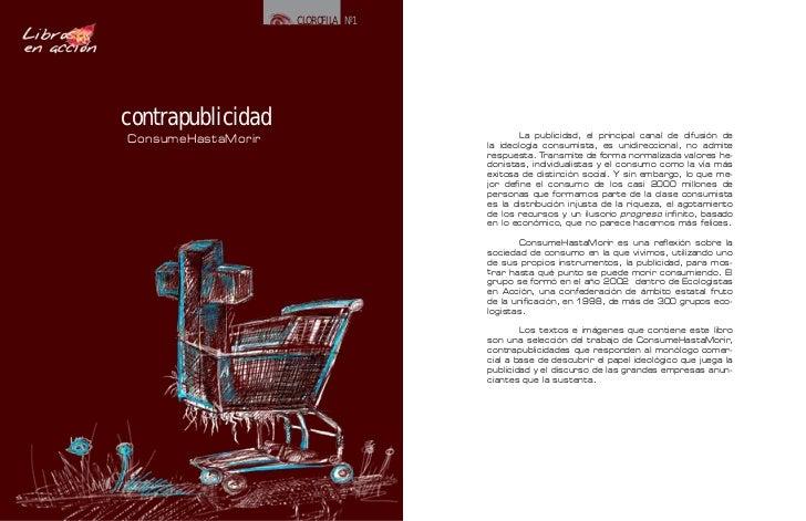 CLOROFILA Nº1contrapublicidad                                            La publicidad, el principal canal de difus...