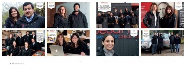 Desafío Levantemos Chile El programa A Mí Sí Me Importa (AMSMI) nació después del terre- moto de 2010, cuando se abrió una...