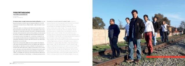 Desafío Levantemos Chile to a personas que viven en situación de calle. Con todas estas obras este año hemos activado más ...