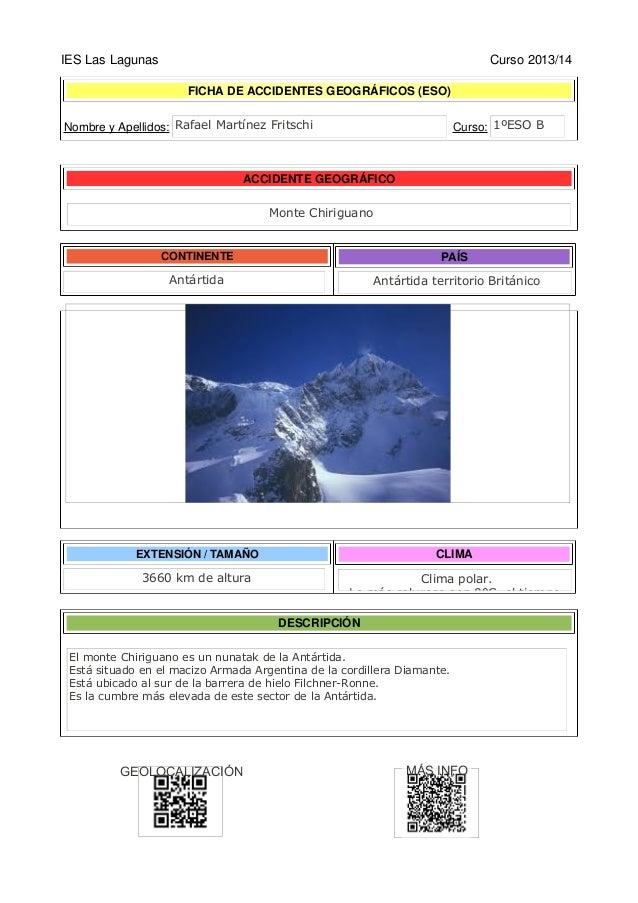 ! ! Edición y Diseño: ! -Rosa Liarte Alcaine (Profesora de Geografía e Historia del IES Las Lagunas) ! Para más informació...