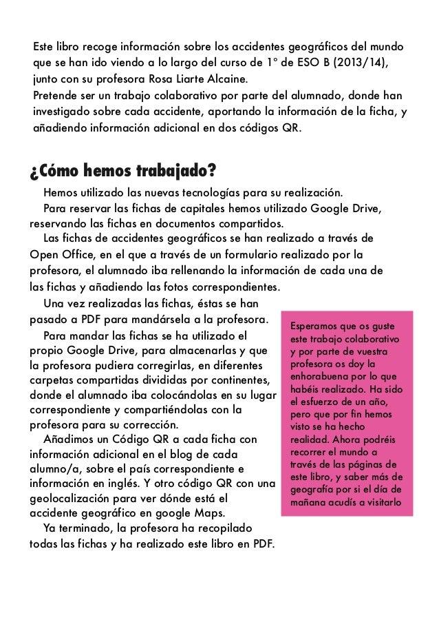 Colaboradores y colaboradoras de este libro Profesora: Rosa Liarte Alcaine ! 1º de ESO B ! Emilio Aranda ! Lucía Hoyos ! K...