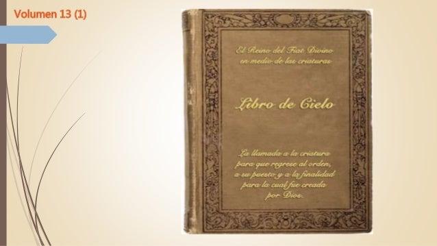 Libro de cielo volumen 13 (1)