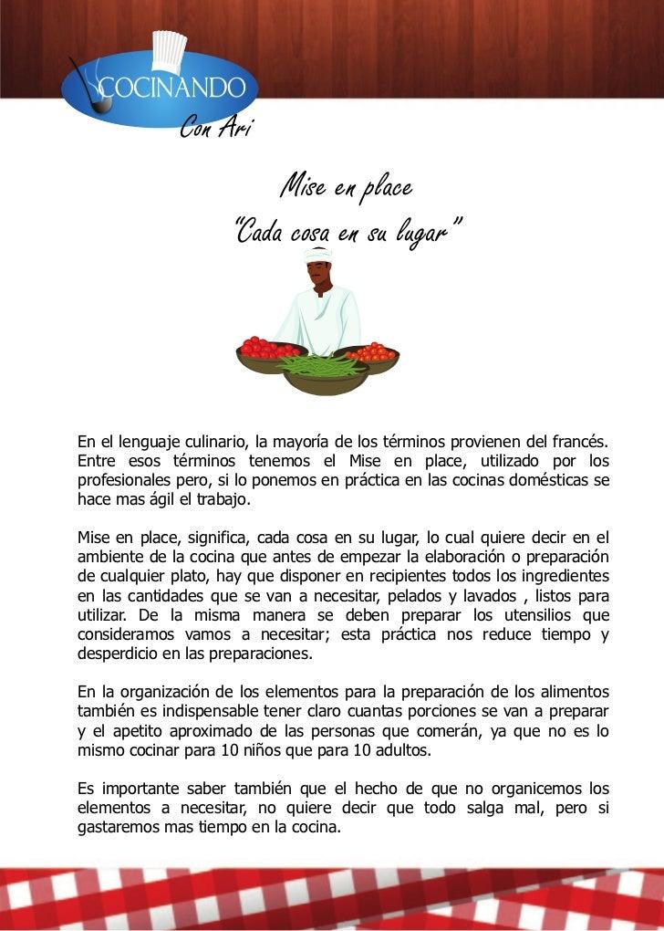 Libro de cocina cocinando con ari for Cocinar para 40 personas