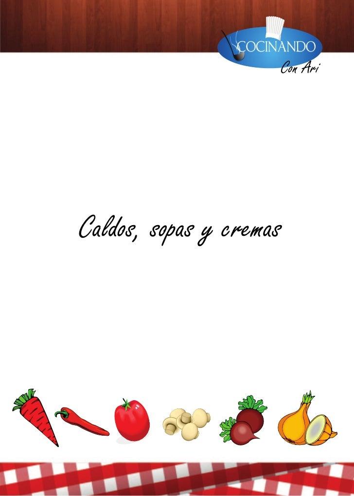 Libro de cocina \