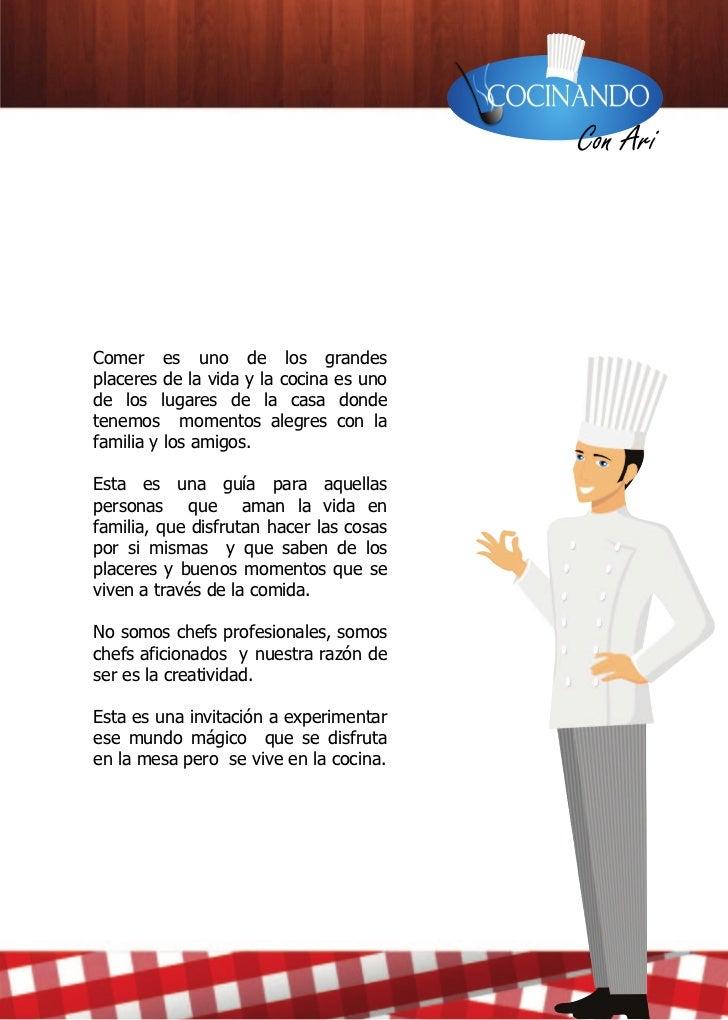 Libro de cocina cocinando con ari for Cocinando para los amigos