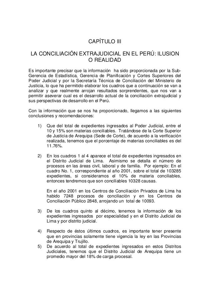 Libro de conciliacion for Que es un proceso extrajudicial