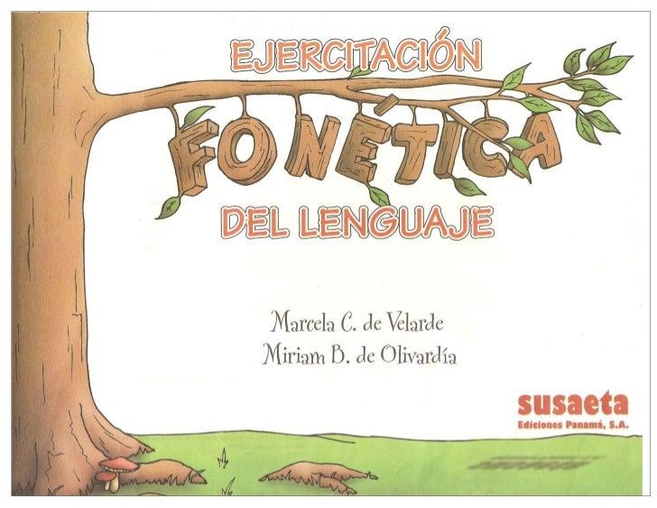 Libro de fonética 1