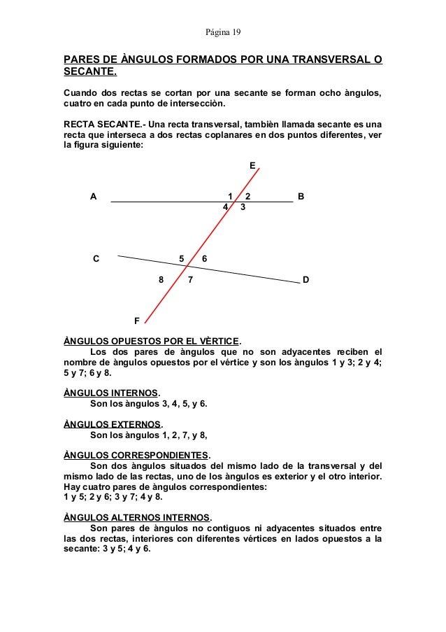 Libro de geometria para libro