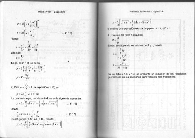 Máximo Villón - página ( 3 4 ) p = 2k p = 2k d o n d e : 1 u U H 2 3 3 ^ 0 í u + .3 A ) . . . ( 1 . 1 5 ) _ 4 2y 2y 8 > - ...