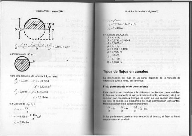 Máximo Villón - página (44) e.2 Cálculo de A',p': P ' Para esta relación, de la tabla 1.1, se tiene: A' -jy = 0,7254 -*A' ...