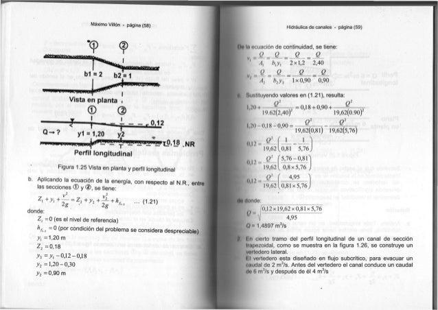 """Máximo Villón - página (58) émmmmmm • """"9 9 7b1=2 b2 = 1 Vista en planta • © @ f — r ^ p - f 0 f « Q - ? y1 = 1,20 y2 j J w..."""