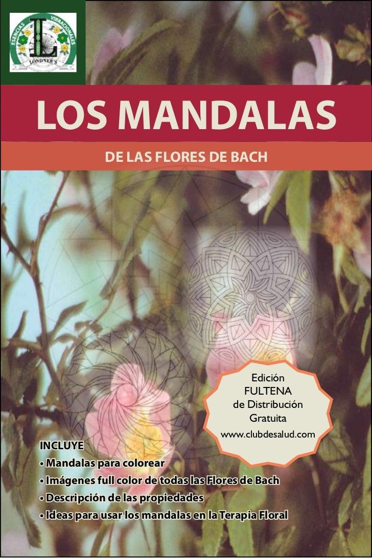 LOS MANDALAS             DE LAS FLORES DE BACH                                          Edición                           ...