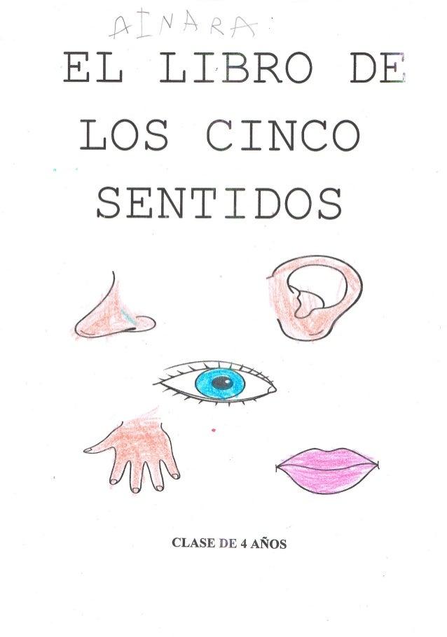 Libro de los sentidos for Mural de los 5 sentidos