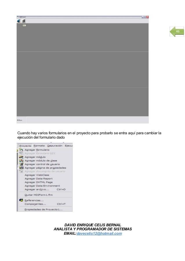 Famous Historia Visual Basic Resumen Photos - Examples Professional ...