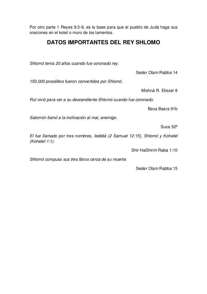 Libro de Malajim (Reyes) Slide 2