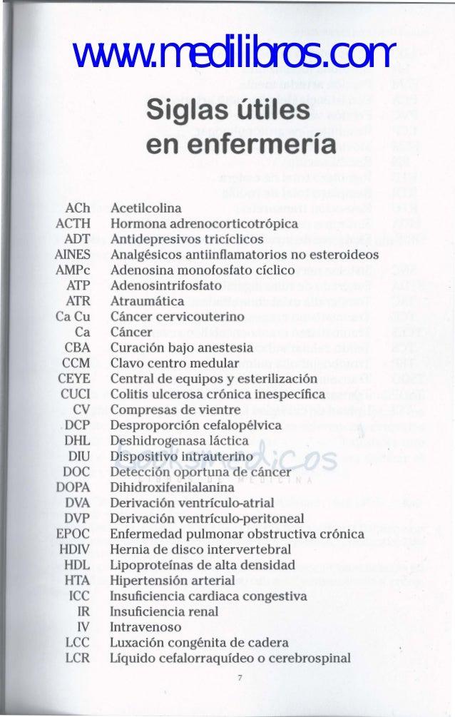 manual de terminologia de enfermeria pdf