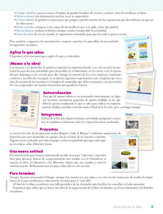 Libro editorial santillana estructura de tu libro 5 7 urtaz Gallery