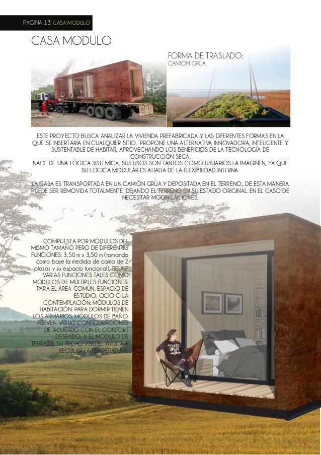 Libro lo simple de habitar casa modulo vivienda social - Casas de modulos ...