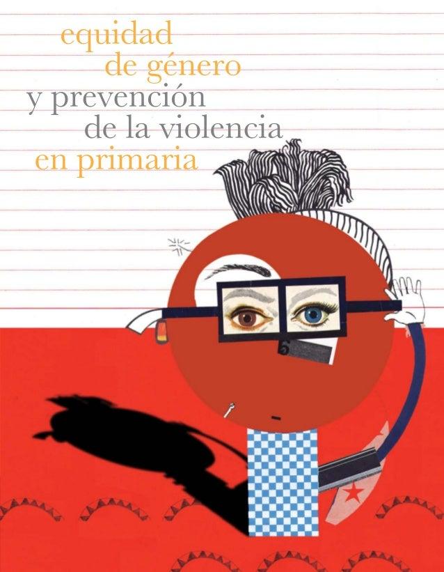 Libro Equidad En Primaria @tataya.com.mx
