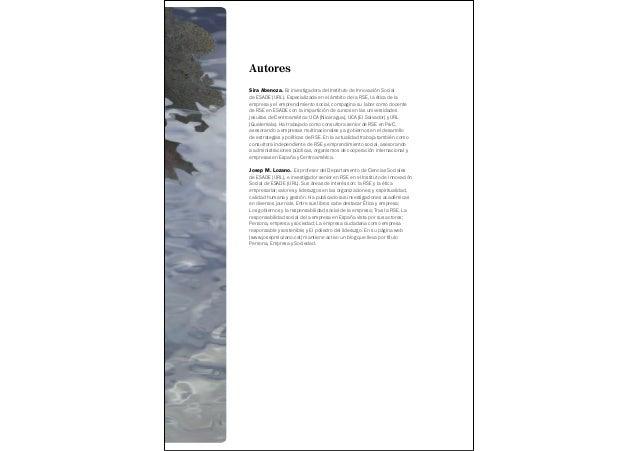 LIBRO: La RSE ante el espejo Slide 2