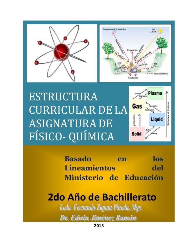 Libro Fisica Quimica Impreso