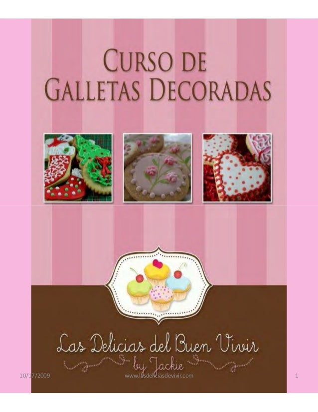 Libro Galletas Decoradas Red A