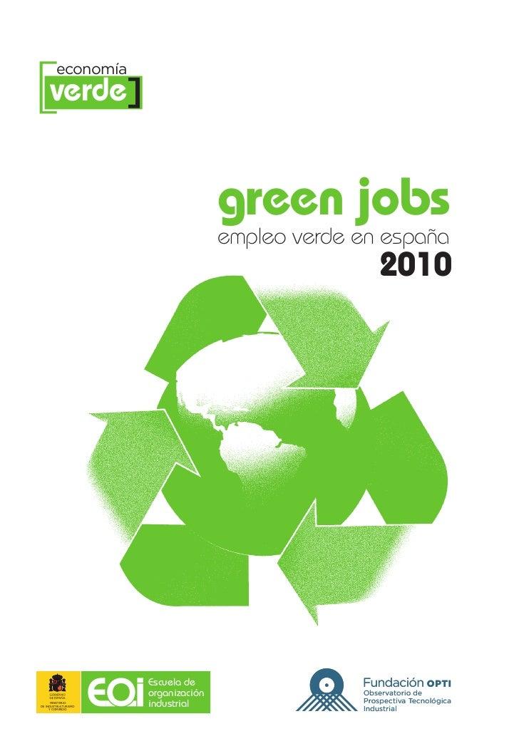 [verde]         economía                                       green jobs                                       empleo ver...