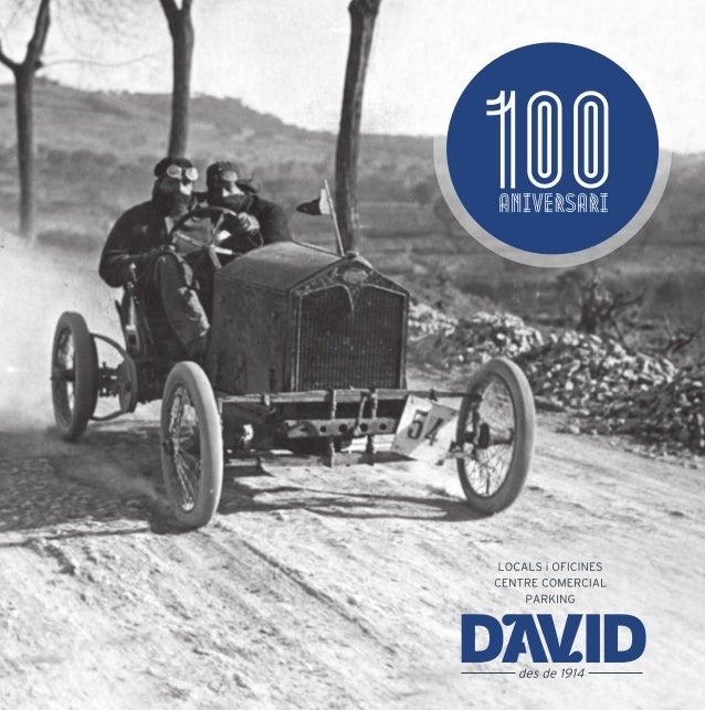 100  aniversari