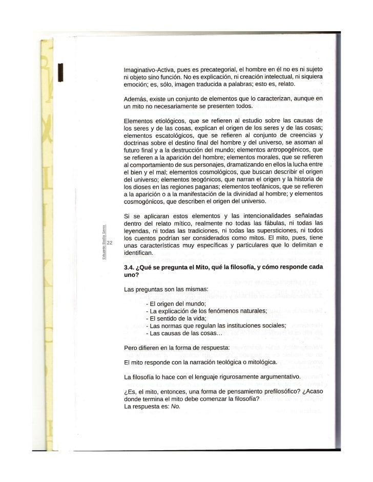 APUNTES PARA EL ESTUDIO DE LA FILOSOFIA PARTE 2