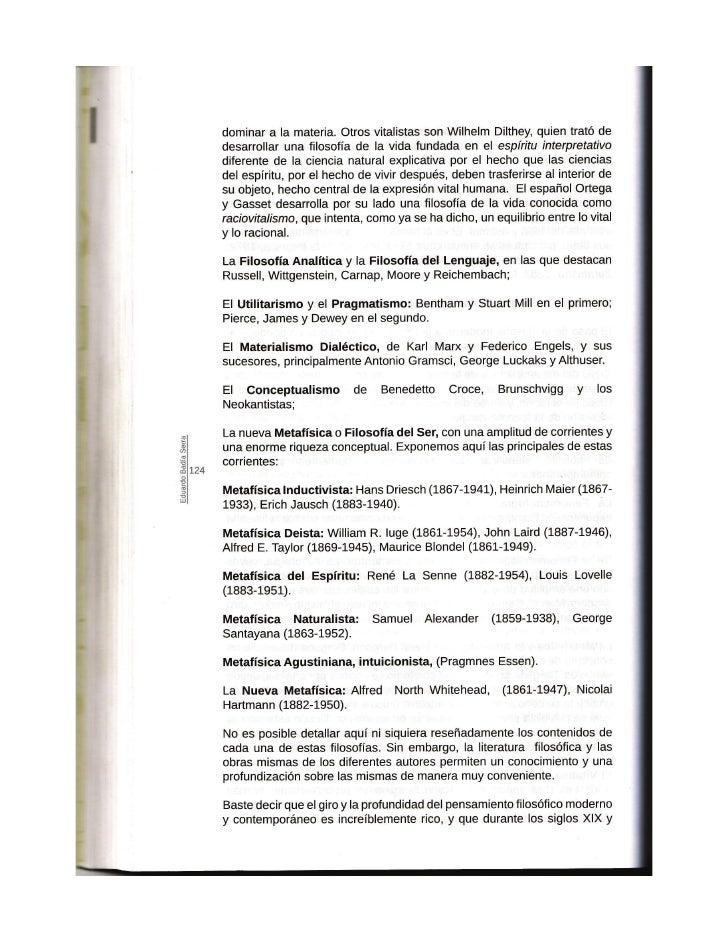 APUNTES PARA EL ESTUDIO DE LA FILOSOFIA PARTE 5