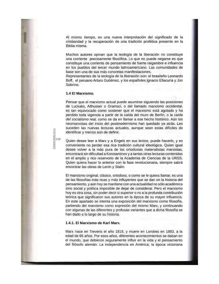 APUNTES PARA EL ESTUDIO DE LA FILOSOFIA PARTE 6