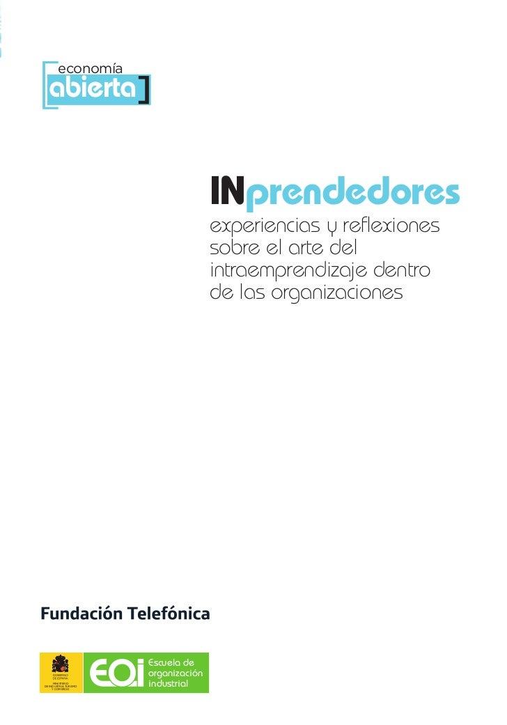 Libro Inprendedores