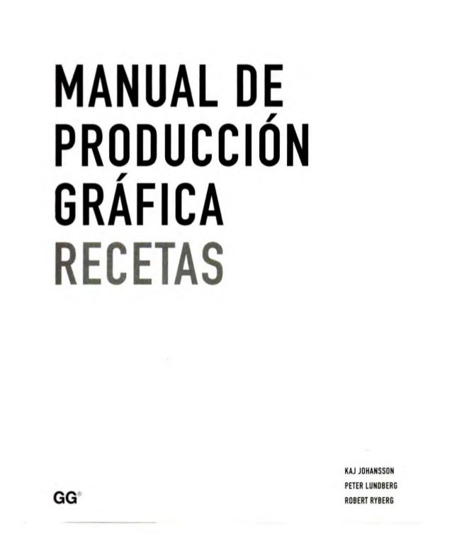 Libro manual de produccion grafica arreglado r